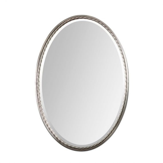 Casalina Mirror - Nickel