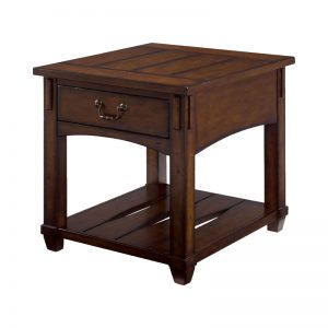 Tacoma Rectangular End Table