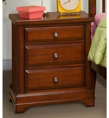 Seaside Youth Nightstand - Tobacco