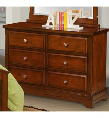 Seaside Youth Dresser - Tobacco