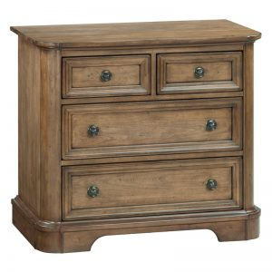 Stonewood 4 Drawer Nightstand