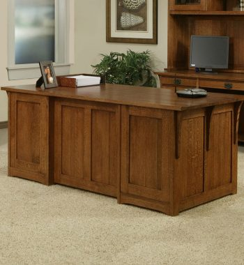 Mission Executive Desk