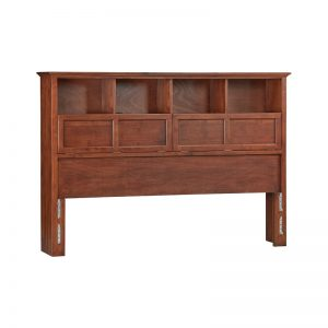 McKenzie Cal-King Bookcase Headboard