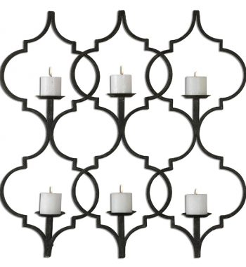 Zakaria Wall Sconce Candle Holder