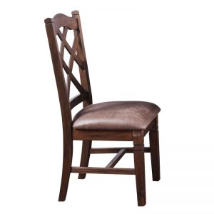 Savannah Double Crossback Chair