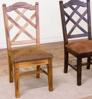 Sedona Double Cross Back Chairs (Set of 2)