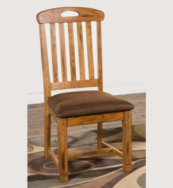 Sedona Slat Back Dining Chair