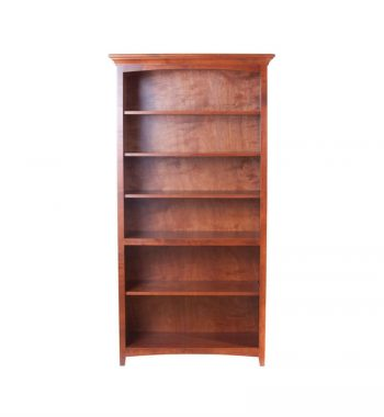 McKenzie Center Wall Unit Bookcase