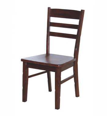 Santa Fe Ladder Back Chairs - Set of 2
