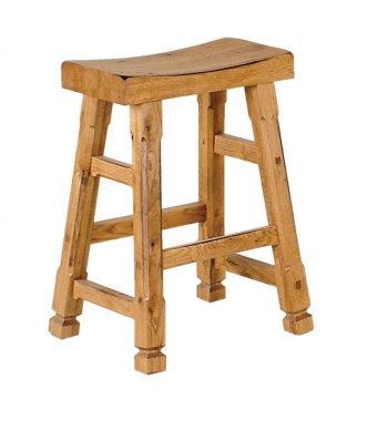 Sedona Saddle Seat Bar Stool - Set of 2