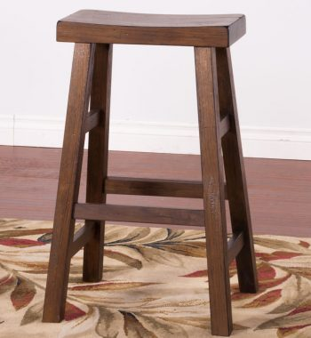 Savannah Saddle Seat Stool - Set of 2