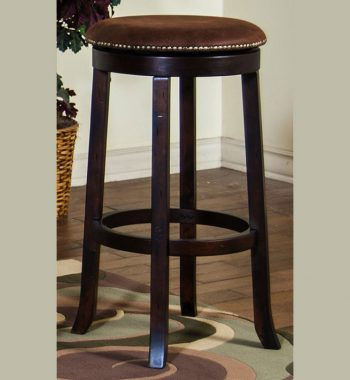 Santa Fe Swivel Bar Stools - Set of 2
