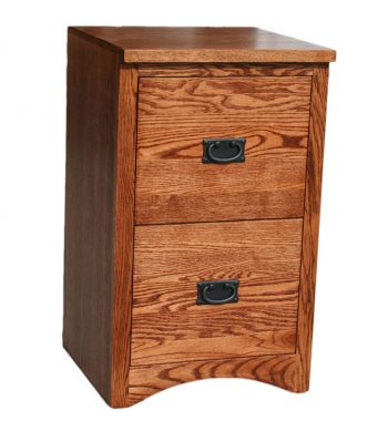 Mission 2 Drawer Letter File Cabinet