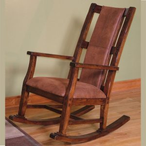 Santa Fe Dark Chocolate Rocker
