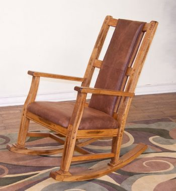 Sedona Rocker with T-Cushion Seat and Back