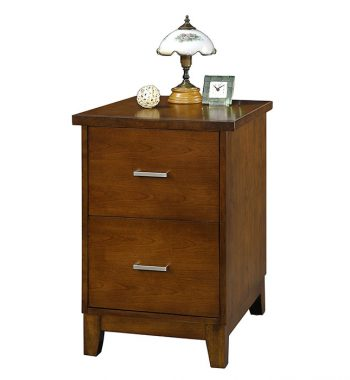 17 Inch - 2 Drawer File Cabinet