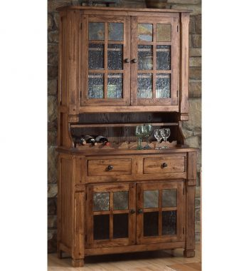 Sedona 81 Inch Hutch & Buffet
