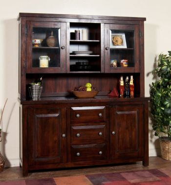 Vineyard Buffet Hutch
