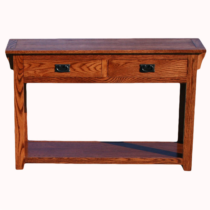 Mission Sofa Table Barr S Furniture The Best Online