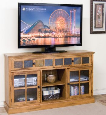 Sedona 60 Inch Wide TV Console