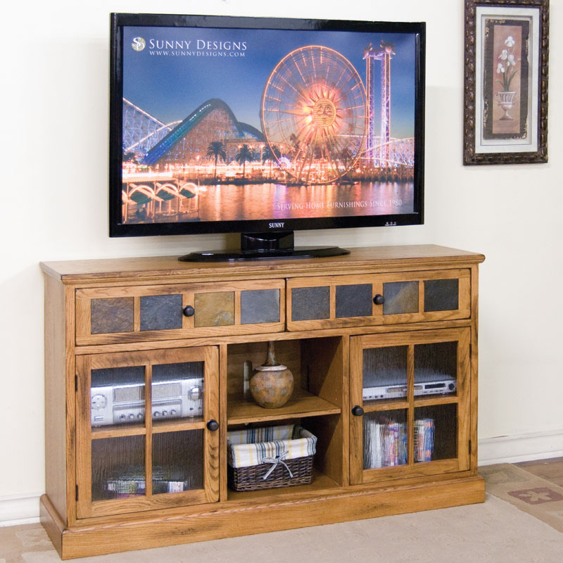 70 Best Online Furniture Stores: Sedona 60 Inch Wide TV Console