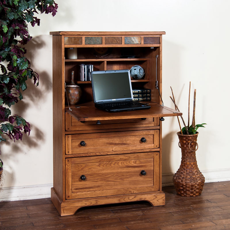 Sedona Laptop Armoire Barr S Furniture The Best Online