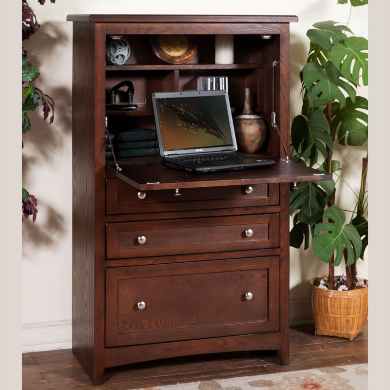cappuccino laptop armoire barr s furniture the best