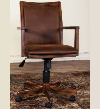 Santa Fe Office Chair with Arms