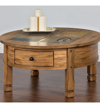 Sedona Round Coffee Table