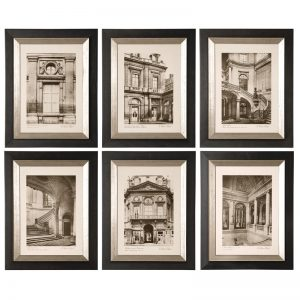Paris Scene Wall Decor