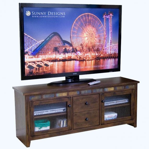 Oxford 62 Inch TV Console