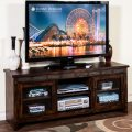 Santa Fe 62 Inch TV Console by Sunny Designs