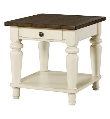 Heartland Rectangular Drawer End Table