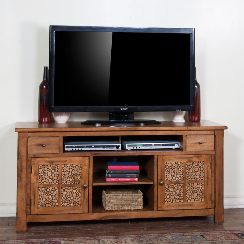 Sedona 64 Inch Tv Console Barr S Furniture The Best