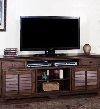 Savannah 78 Inch TV Console
