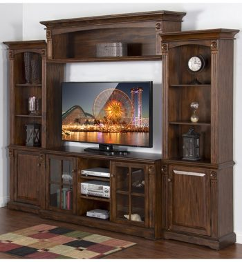 Tuscany Grand Entertainment Wall
