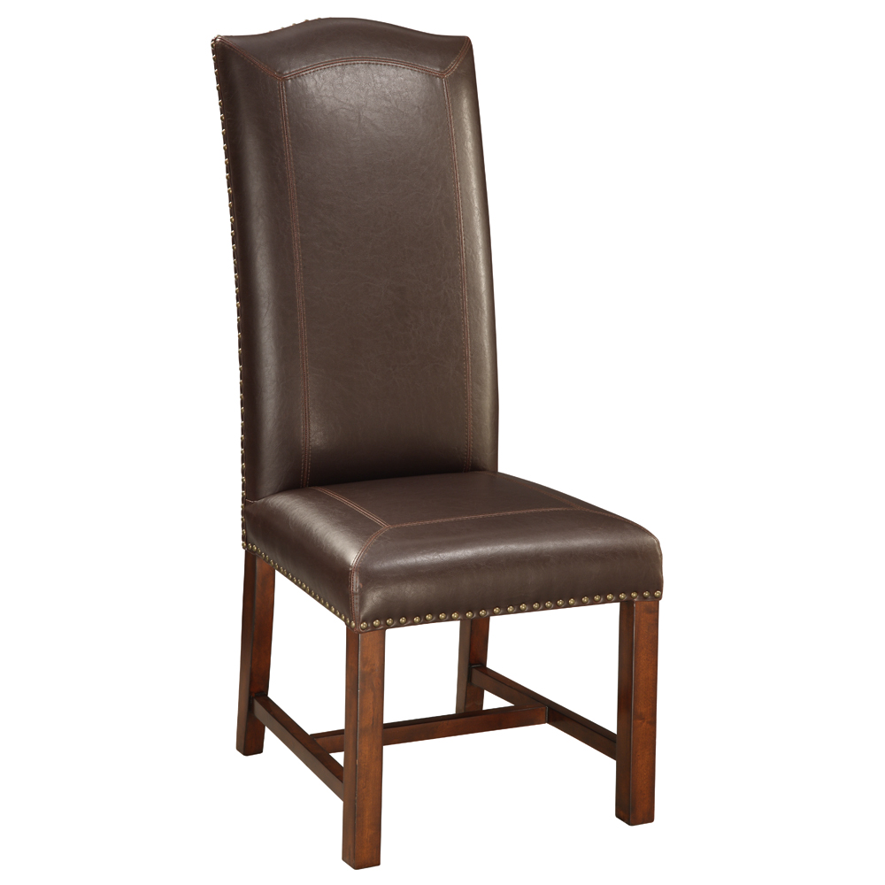 Utah Oak Dining Chairs ~ Accent chair set of barr s furniture the best