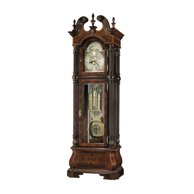 The J H Miller Grandfather Clock Ii By Howard Miller