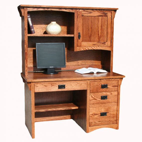 Mission Desk and Hutch