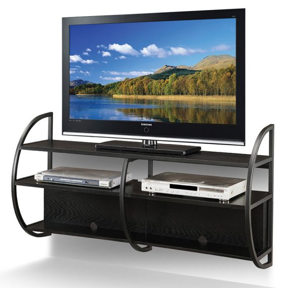 Slate Floating TV Console