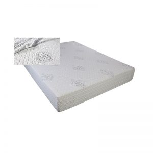 Full - Visco Gel Memory Foam Mattress - 10""