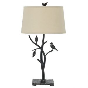 Enderlin Resin Table Lamp
