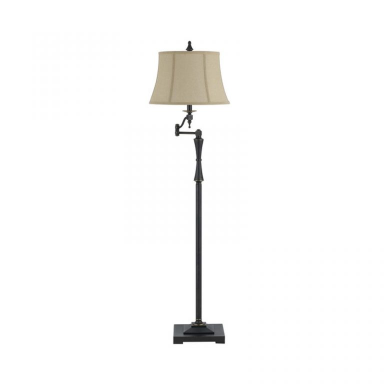 Madison Swing Arm Floor Lamp