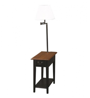 Chairside Lamp Table