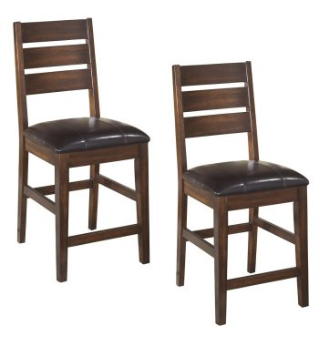 Larchmont Bar Stools - 24 Inch - (Set of 2)
