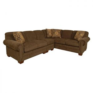 Monroe 3 Piece Sectional
