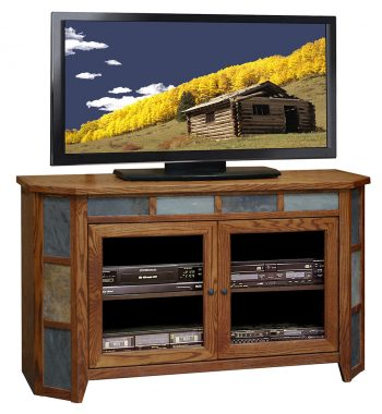 "Oak Creek 51"" TV Cart"