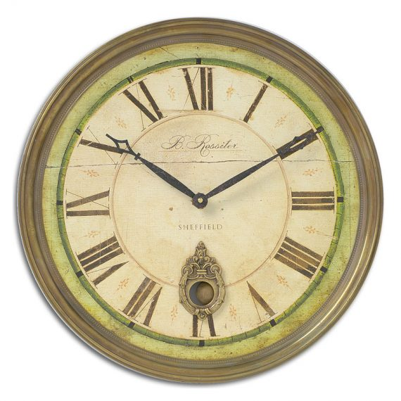 Regency B Rossiter Wall Clock
