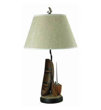 Rowing Boat Table Lamp