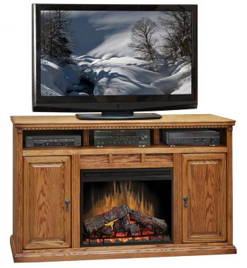 "Scottsdale 62"" Fireplace Console"